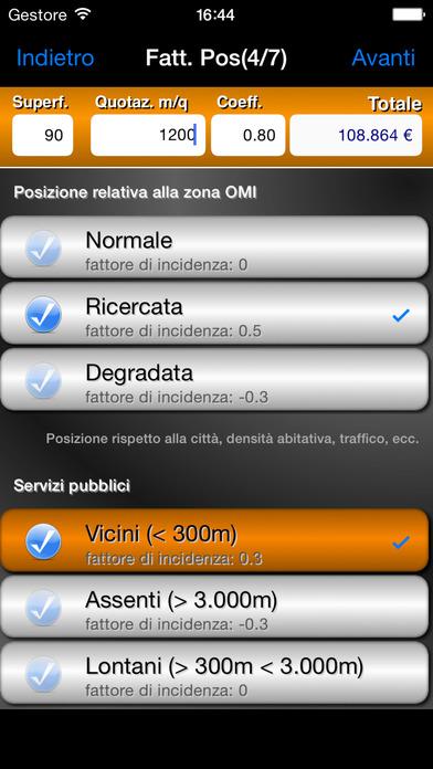 iPerito Pro & Mutuo iPhone Screenshot 4