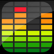 LED Audio Spectrum Visualizer - iOS Store App Ranking and App Store Stats