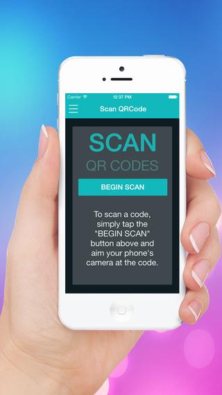SmartQRC - QR Code Scanner Generator