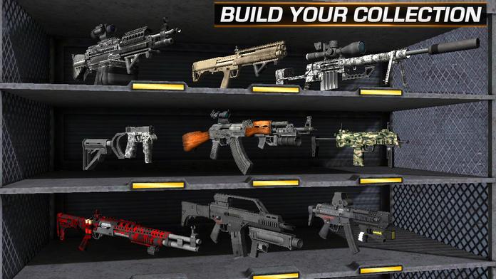 Gun Builder ELITE - Modern Weapons, Sniper & Assault Rifles - iPhone Mobile Analytics and App Store Data