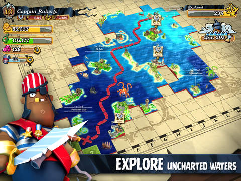 Plunder Pirates Screenshot 2