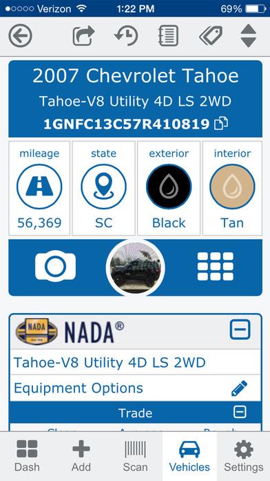 VINViper iPhone Screenshot 2
