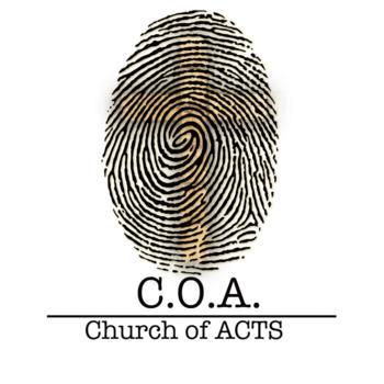 Church Of ACTS LOGO-APP點子