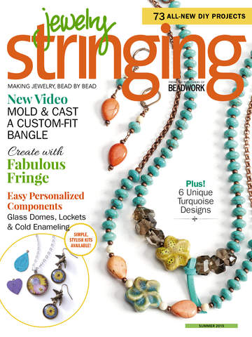 Jewelry Stringing Magazine