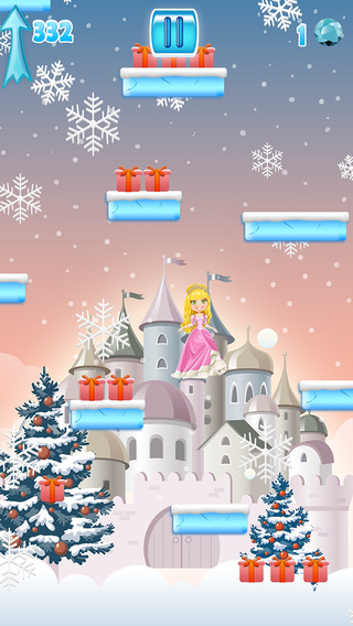 Lil' Jumping Princess - Adventure in the Snowy Castle PRO