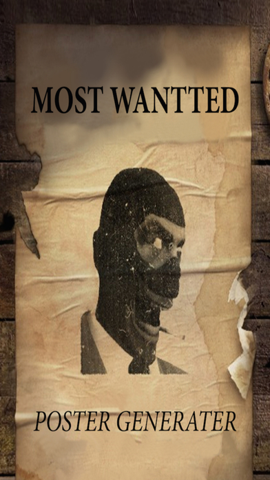 Most Wanted Poster Generator Free-2