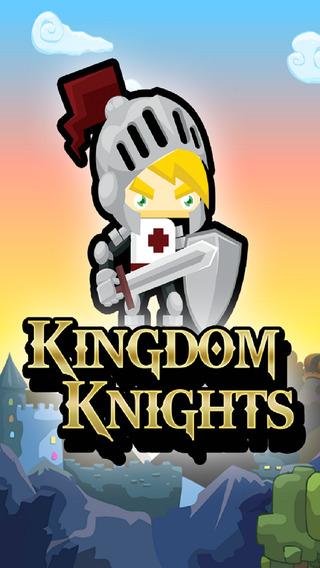 Kingdom Knights – Brave Warrior Run PRO