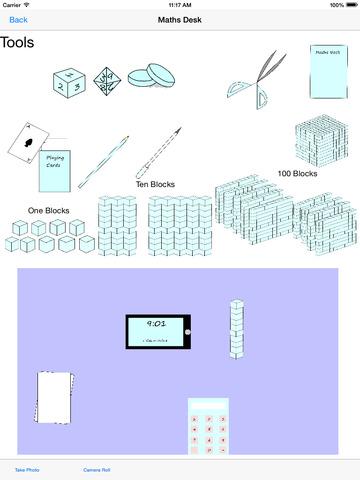 Maths Desk