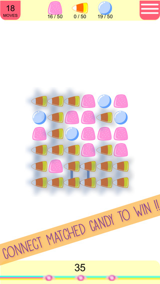 Aaron Sweet Candy Blast PRO - Swipe and match the Candy to win the puzzle games