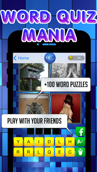 Word Quiz Mania - A guess the word game