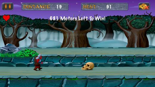 Monster War Hammer Dash