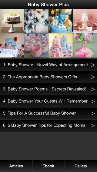 Baby Shower Plus - A Guide On How To Plan Organize A Perfect Baby Shower