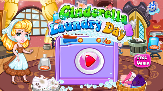 Cinderella Laundry Day Business