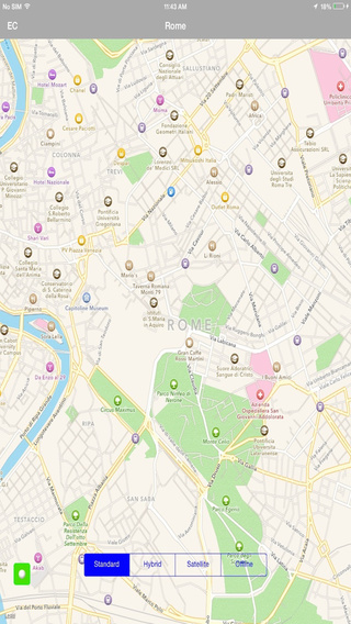 Rome Offline Maps