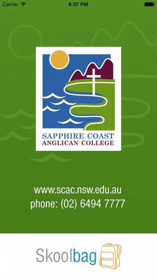 Sapphire Coast Anglican College - Skoolbag