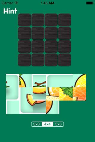 Jigsaw Puzzle Fruit screenshot 4
