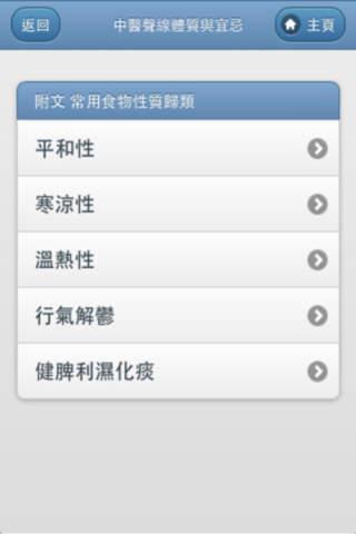 中醫聲線體質與宜忌  中医嗓音体质与保健 screenshot 3