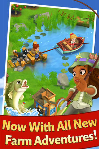Screenshot 2 FarmVille 2: Country Escape