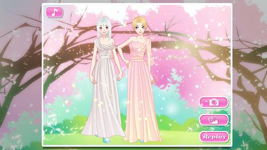 Cute Angel Fashion Show