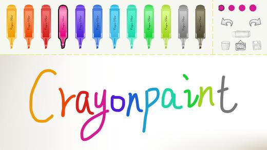 Crayon Paint