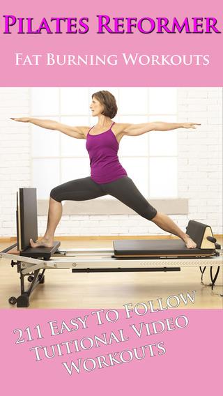Pilates Reformer Fat Burning Workouts