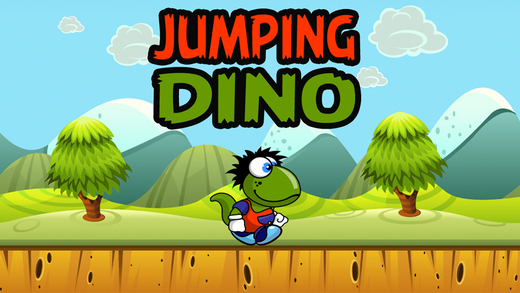 Jumping Dino's Adventure Pro