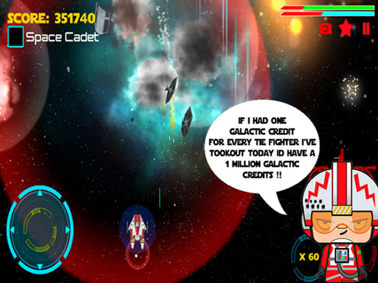 Space Cadets Star Fighter Screenshots