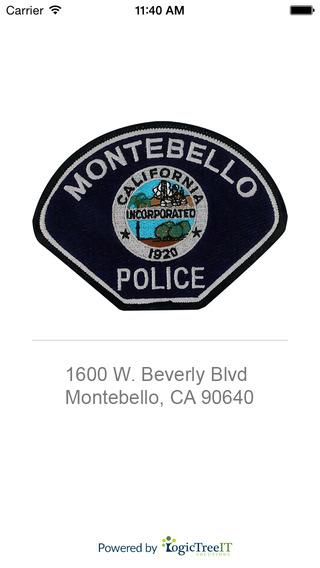 Montebello PD