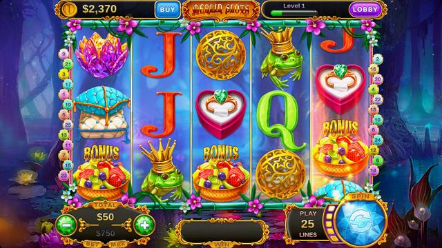 Merlin Slots - Magic Casino Jackpot