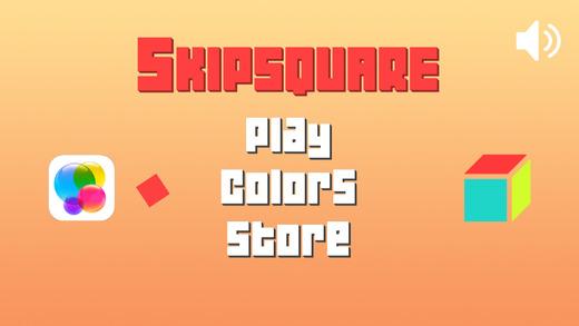 Skipsquare: The Endless Hopper