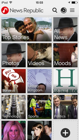 News Republic - Your personalised daily news app