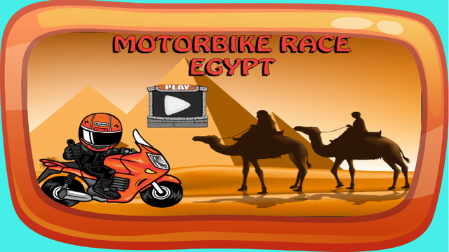 Motorcycle Racing In Egypt