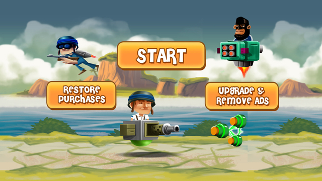 Star Battle Heroes - Defence Strategy Beach Navy