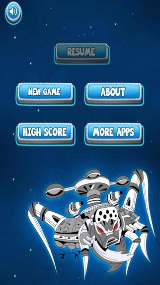 Don't Make Interstellar Aliens Fall - Dark Space Robot Rescue Game- Pro