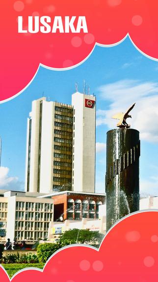 Lusaka Offline Travel Guide