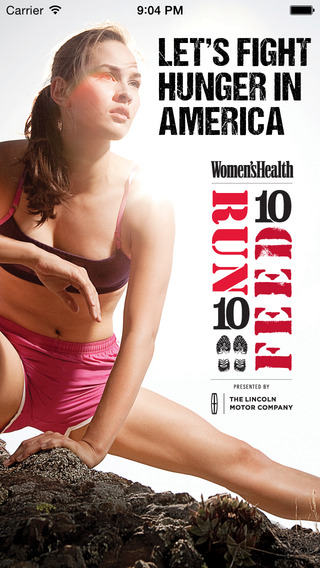 Women's Health RUN 10 FEED 10
