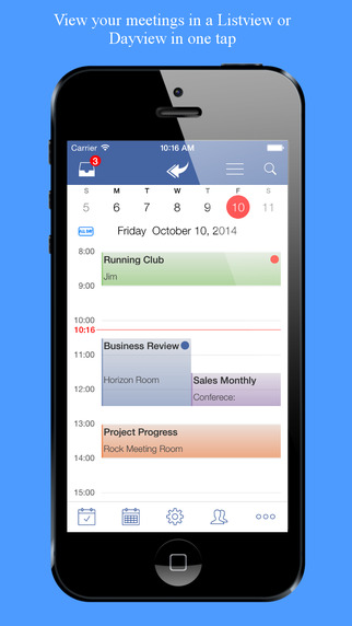 ReplyAll-Pro Calendar with Auto Dial Conference