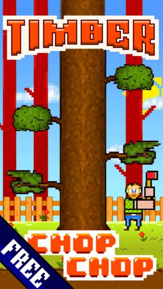 Timber Lumberjack