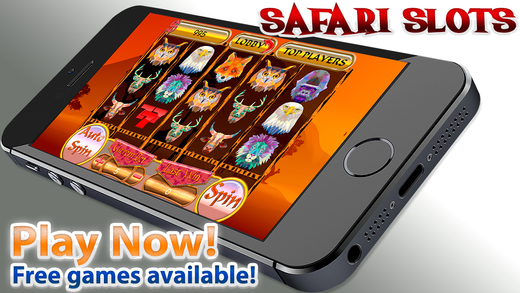 Amazing Safari Slots