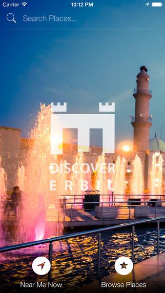 Discover Erbil