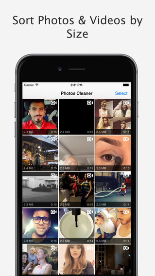 Photos Cleaner FREE – Delete Manage Camera Roll Photos