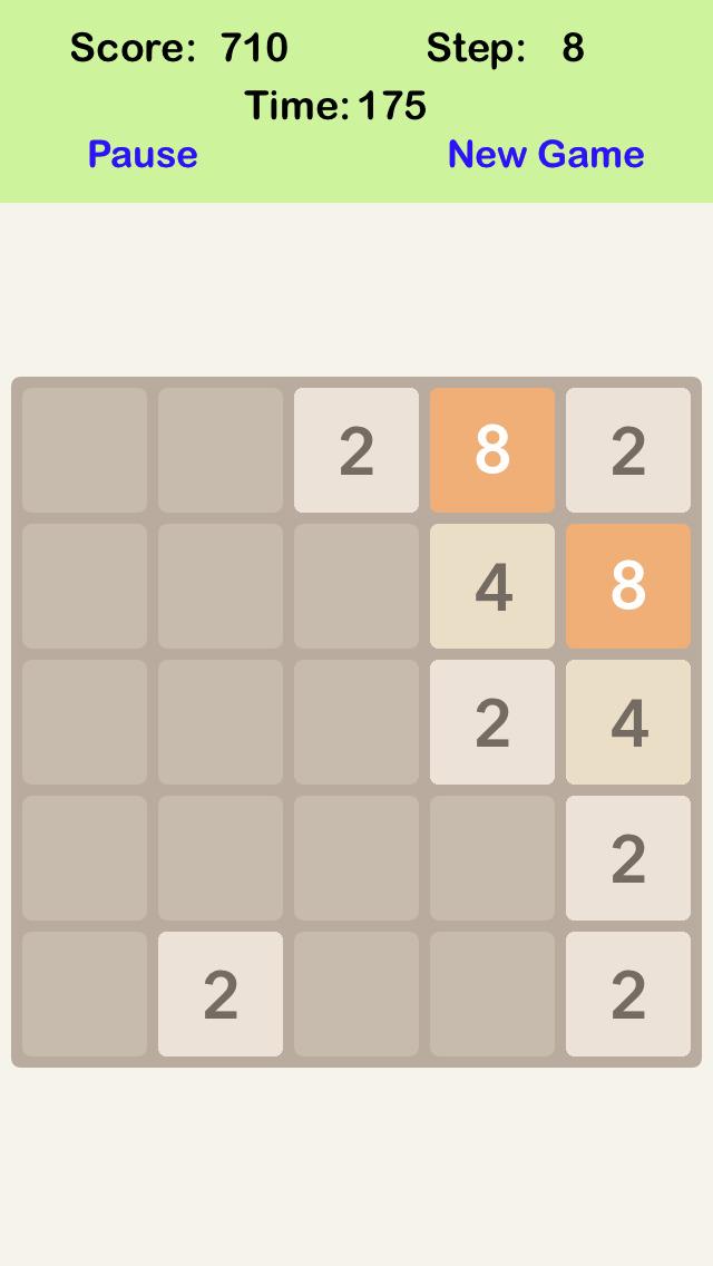 download Number Merge 5X5 - Sliding Number Tiles. apps 0