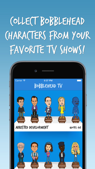 Bobblehead TV