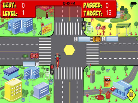 Crossroads Fast Screenshots