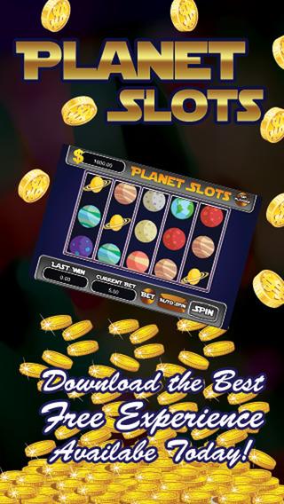 AAA Ace Universe Planet Jackpot Slots