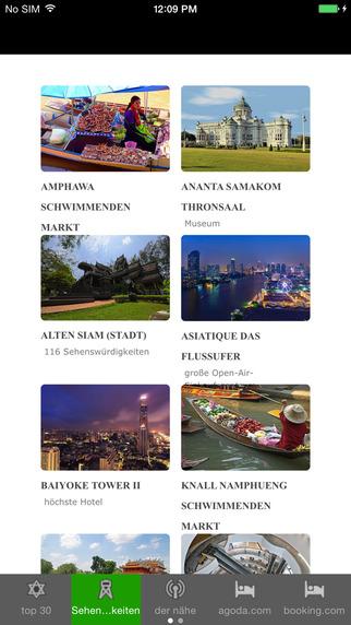 Bangkok Reiseführer von Tristansoft