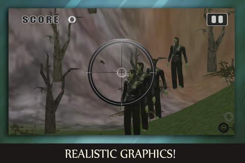 Swamp Kill Shot Monster Zombie Hunter: First Person Shooter (FPS) screenshot 2