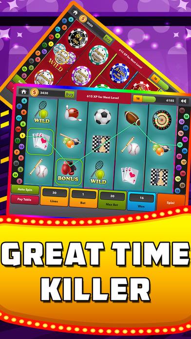Screenshot 4 Все счастливые Казино Игровые автоматы — Роял Рич отпуск R.igt Казино бесплатные игры