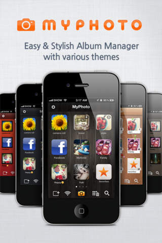 MyPhoto Pro - Smart Photo Manager screenshot 1