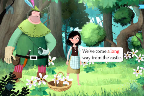 Snow White by Nosy Crow screenshot 2